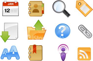 Internet Icons 2