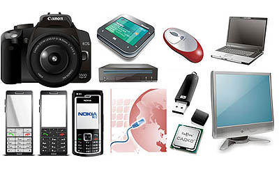 vector electronic devices
