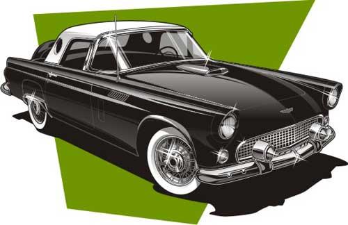 30 Amazing Car Illustrations Illustrator Tutorials Amp Tips