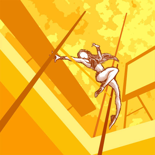 sports gymnastic