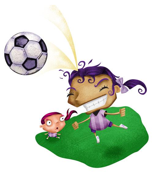 sports kids soccer