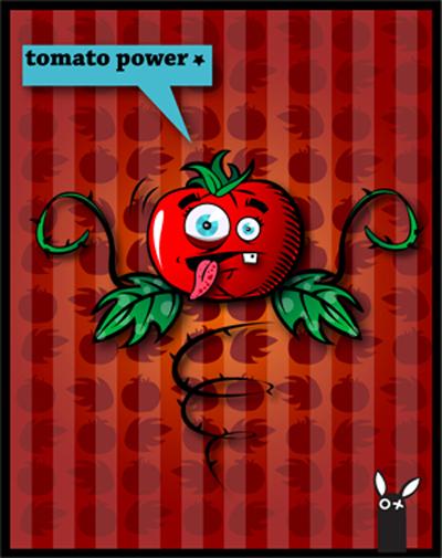 tomato power