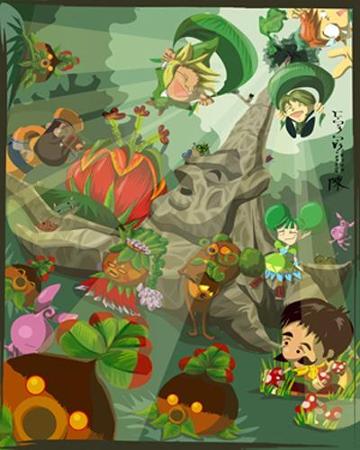 Legend of Zelda Forest Theme