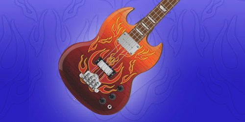 Premium Tutorial Electric Guitar Illustrator Tutorials Tips