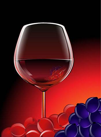 Premium Tutorial Vector Wine Glass Illustrator Tutorials Tips