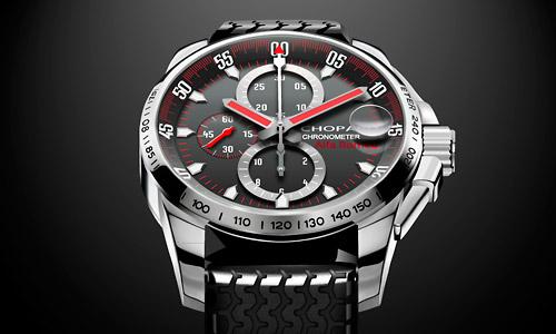 photorealistic watch