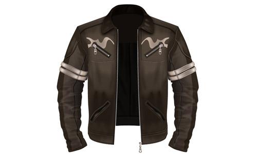 Premium Tutorial Leather Jacket Illustrator Tutorials Tips
