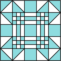 screenshot of block ready to color