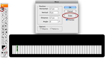 Screenshot of copy key 1