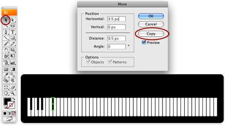 Screenshot of copy key 4