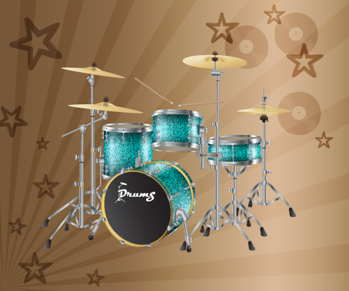 drums kit