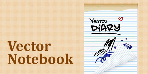 vector notebook