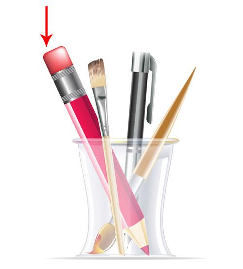 pen pencil organiser