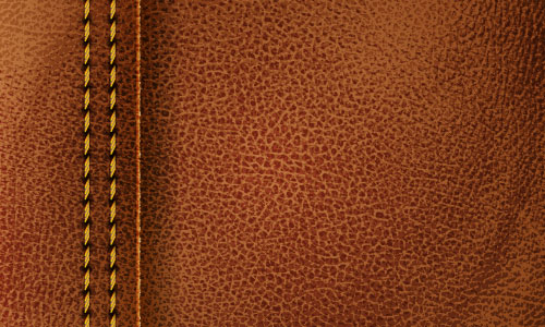 leather textured diary