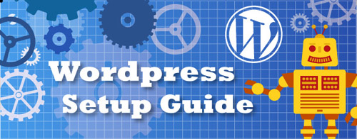 wordpress setup guide