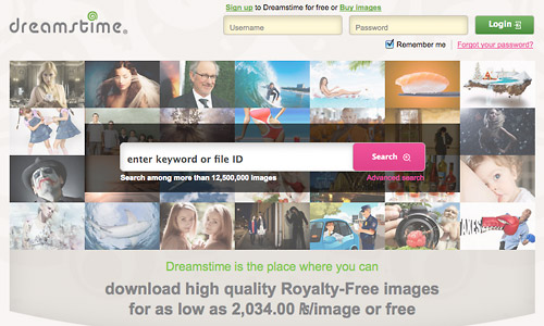 dreamstime promo code
