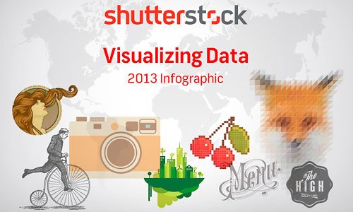 shutterstock download trend infographics 2013