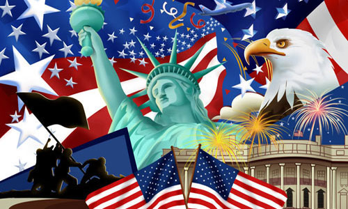 15 Best American Flag Vectors