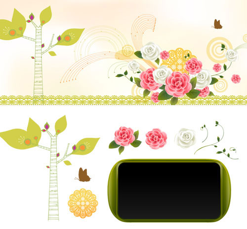 Floral Illustration Design