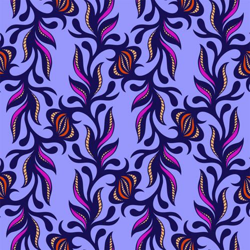 floral grapgic pattern