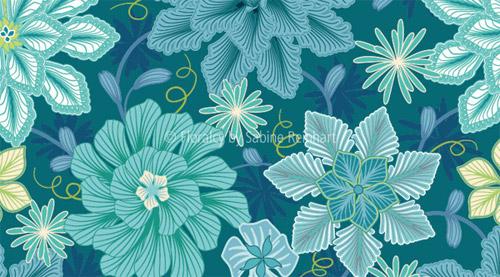 flower patterns ii