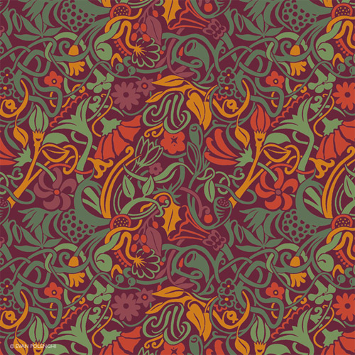 pattern florali
