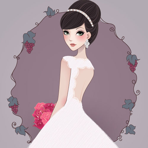 inspiring-wedding-brideviolet
