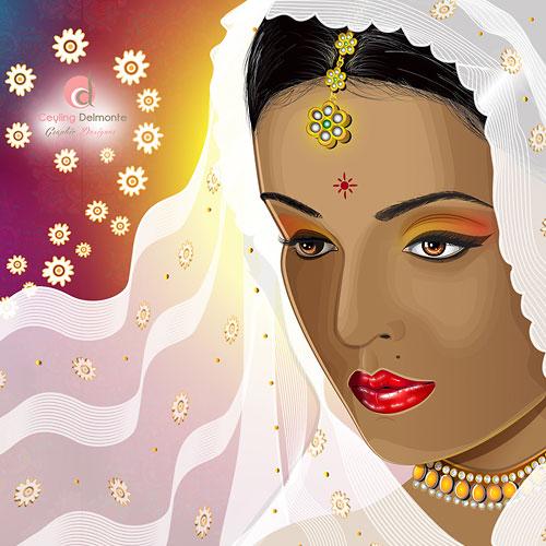 inspiring-wedding-indian-bride