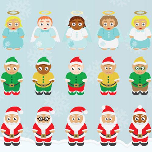 inspiring-holidays-characters