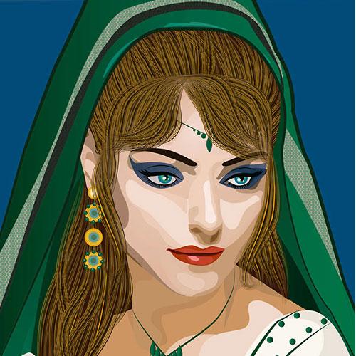 beauty-queen-india