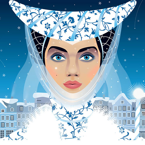 beauty-queen-snow