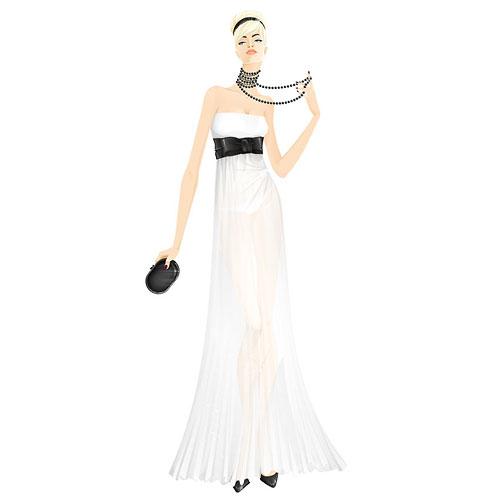 beauty-queen-white-dress