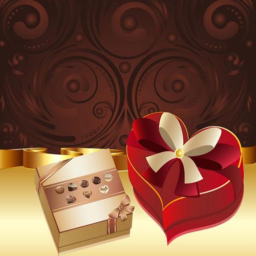 chocolates-and-hearts