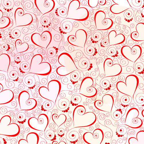 heart-background