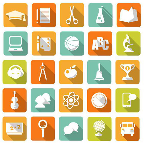education-icons