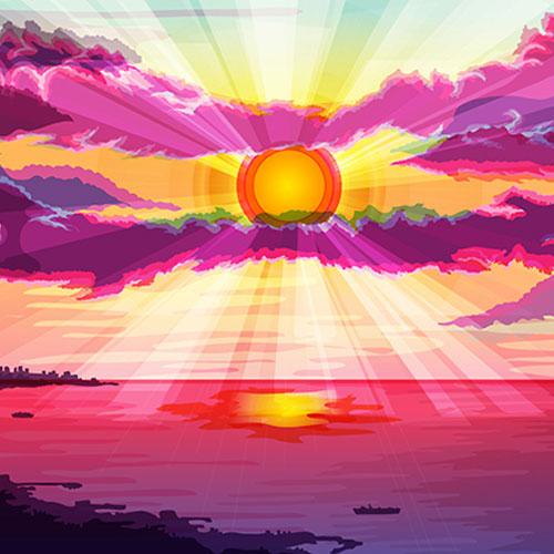 spring-sunrise