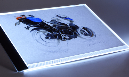 led tracing drawing board for artist illustrators