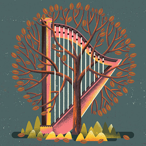 harp of nature