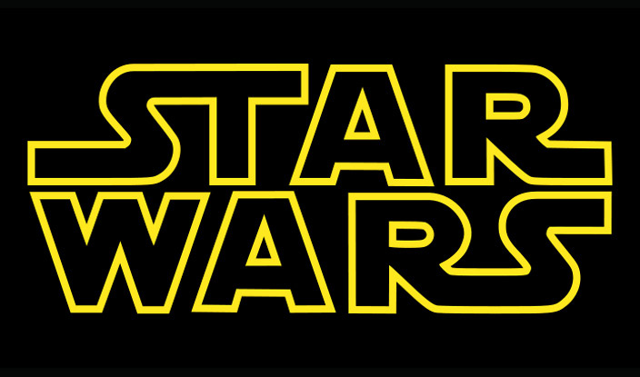 star wars logo joe johnston
