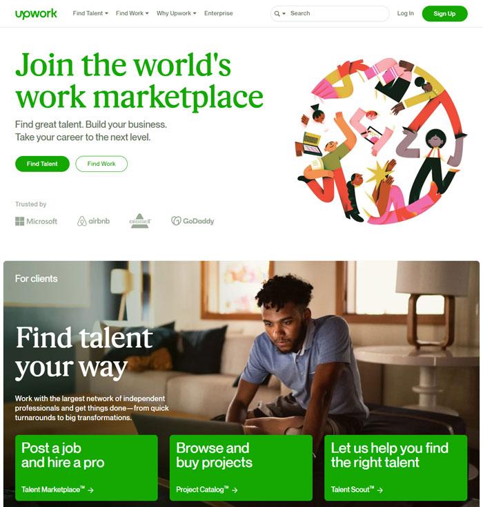find graphic design jobs online upwork