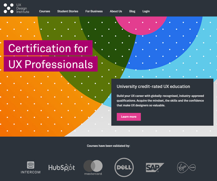 learn ux design online ux design institute
