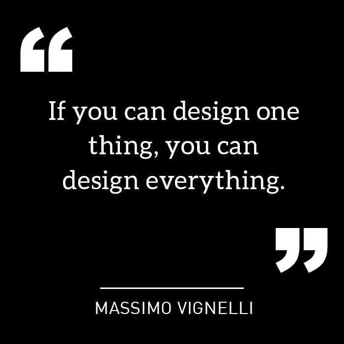 top-graphic-design-quotes-fig-4-Massimo-Vignelli-quote