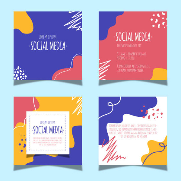 10 important graphic design tips all beginners should know social media templates