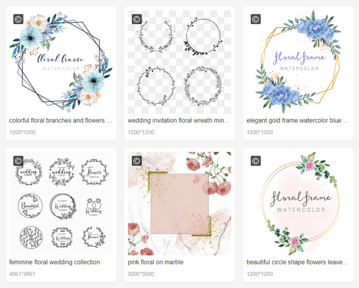 8 border design samples and how to use them feminine lace border