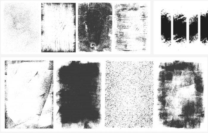 8 border design samples and how to use them white grunge frames