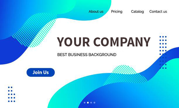 background design guide beginners company website