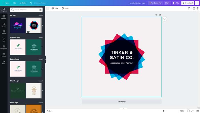best free logo maker generators canva logo maker