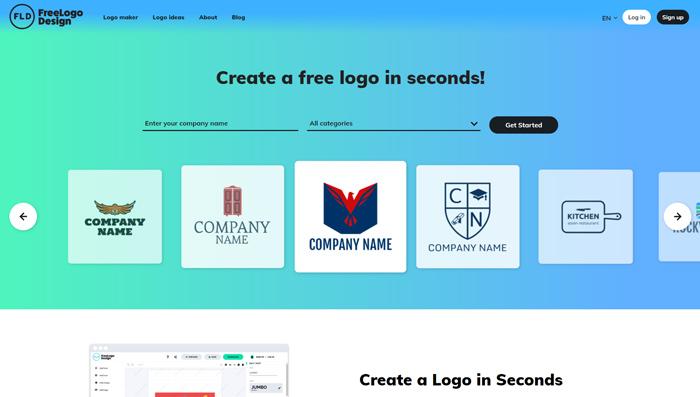 best free logo maker generators free logo design