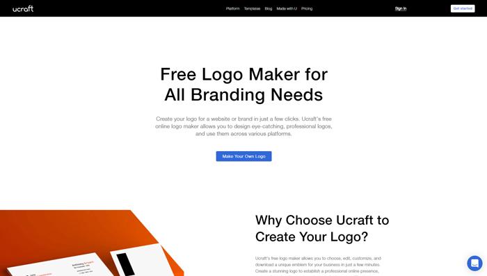 best free logo maker generators ucraft
