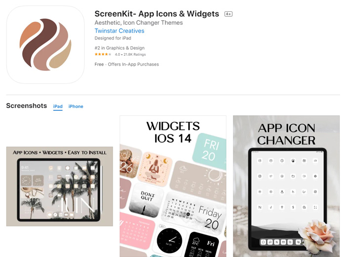 top 3 black and white app icons for your iphone screenkit